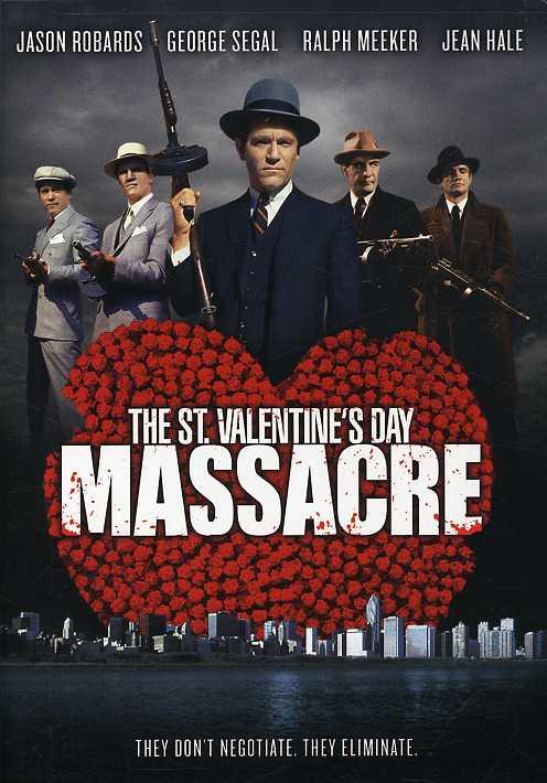 Masakr Na Dan Sv. Valentina (The St. Valentines Day Massacre) (1967) 02454311