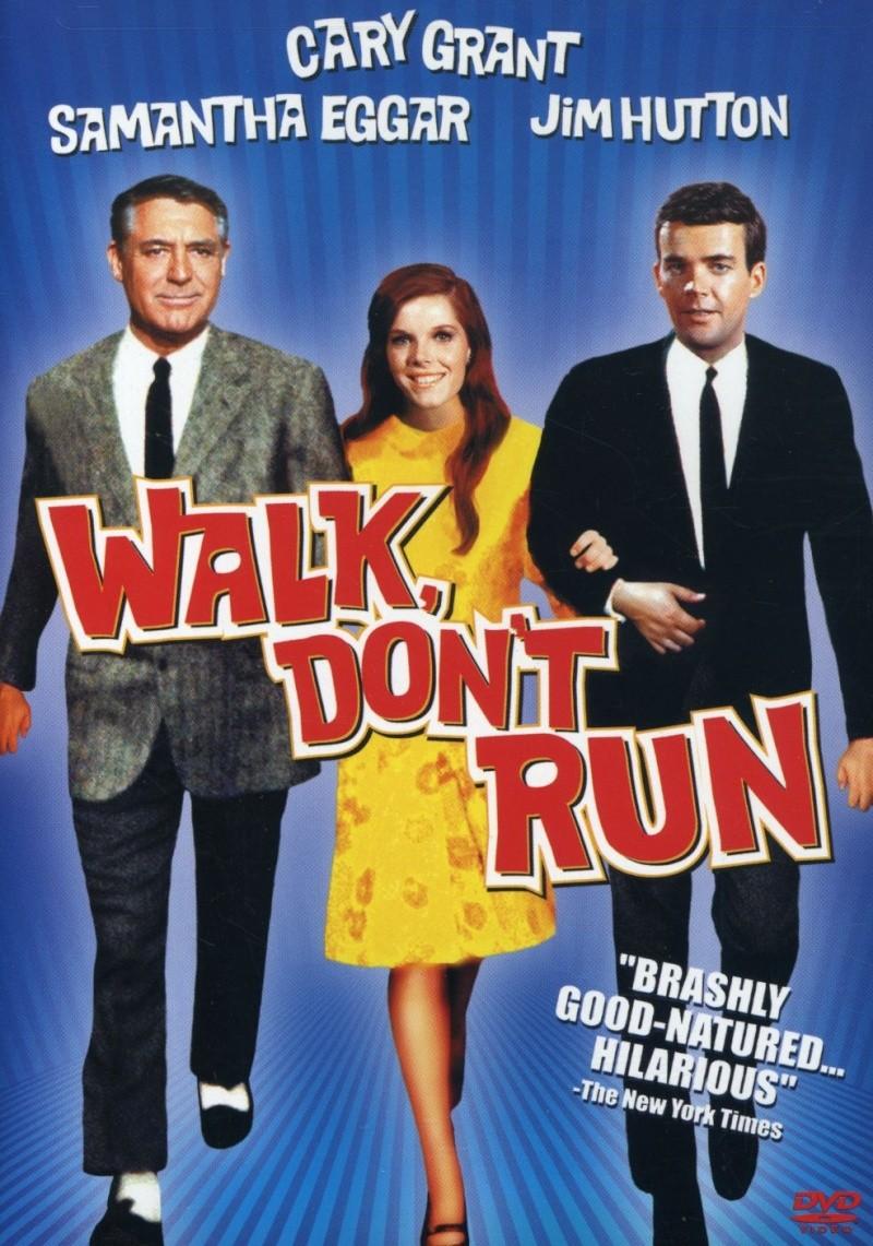 Hodaj, Ne Trči (Apartman Za Troje) (Walk, Don't Run) (1966) 04339610