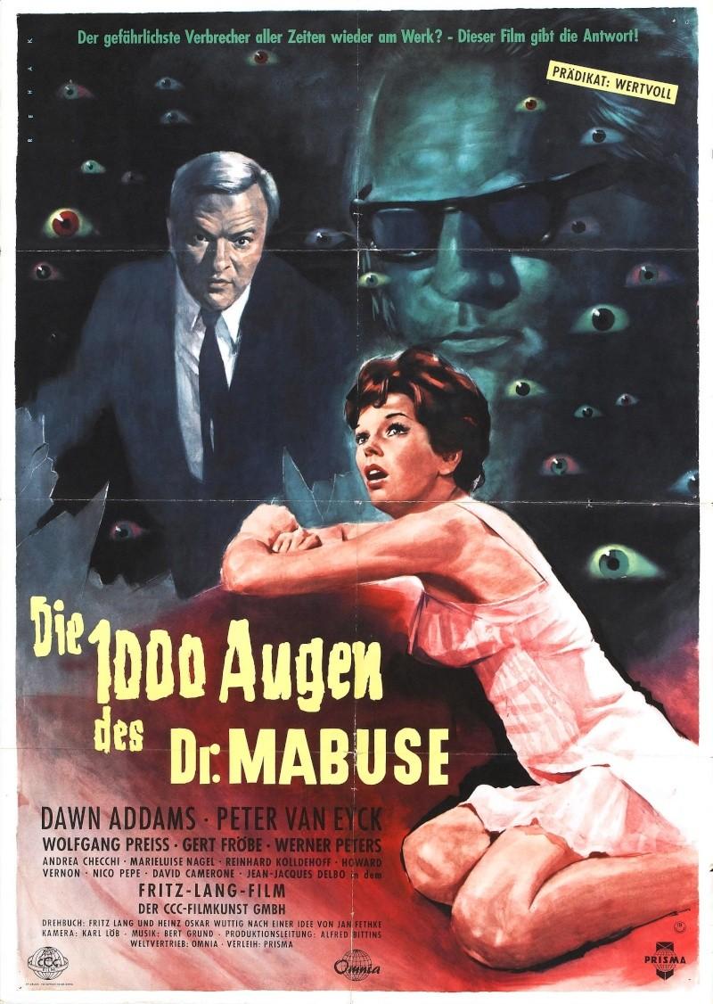 Hiljadu Očiju Dr. Mabuzea (Die Tausend Augen Des Dr. Mabuse) (1960) 1000_e10