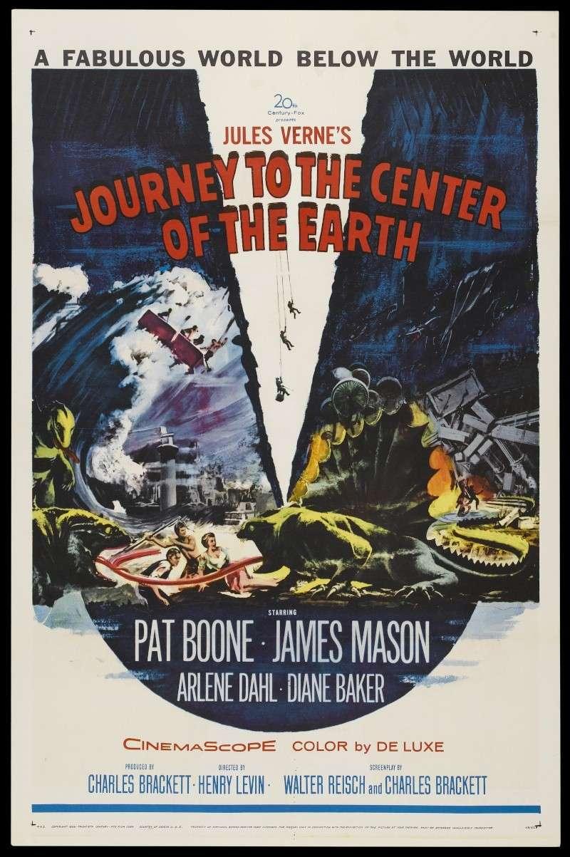 Put u Središte Zemlje (Journey to the Center of the Earth) (1959) 19592010