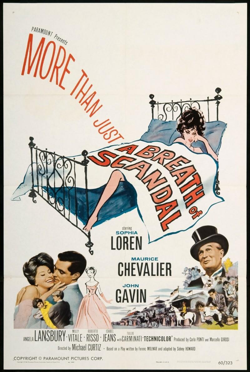 Skandal (A Breath of Scandal) (1960) 223510