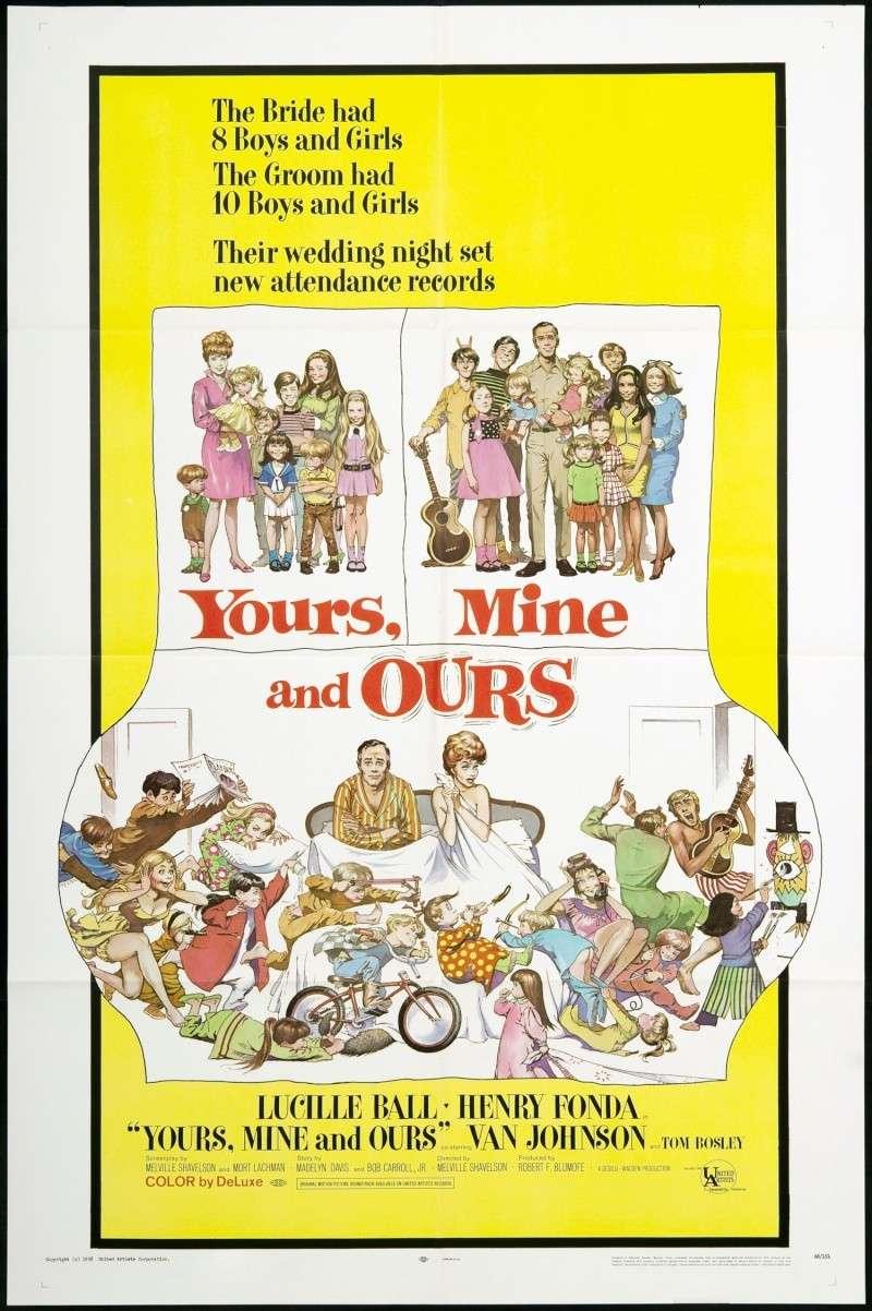 Tvoja Moja i Naša (Yours Mine and Ours) (1968) 264210