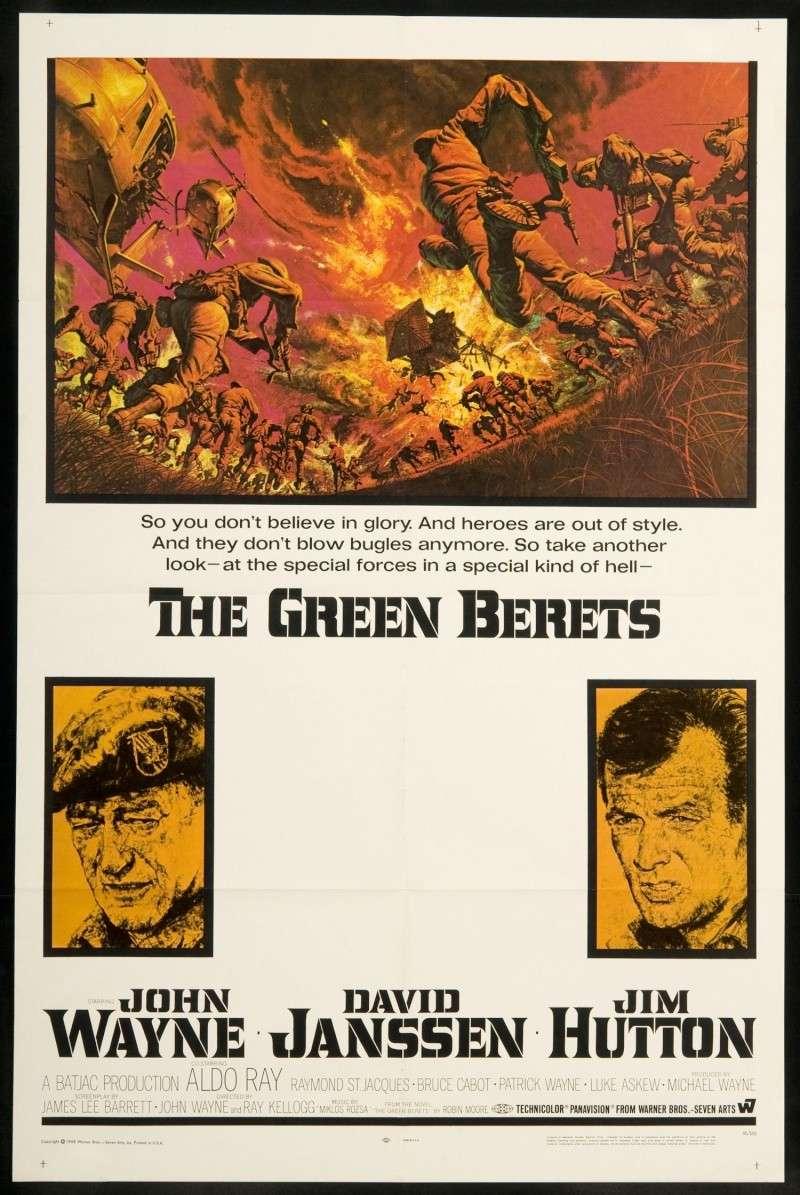 Zelene Beretke (The Green Berets) (1968) 441710
