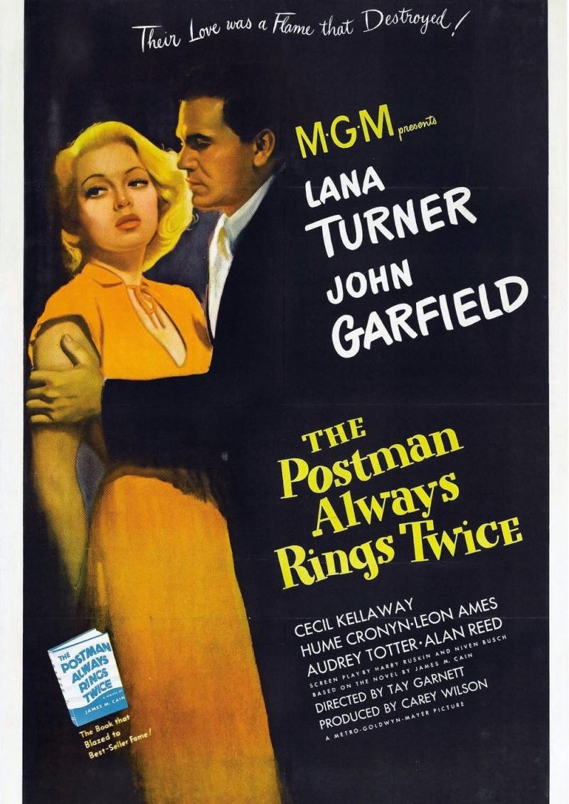 Poštar Uvek Zvoni Dva Puta (The Postman Always Rings Twice) (1946) 7387010