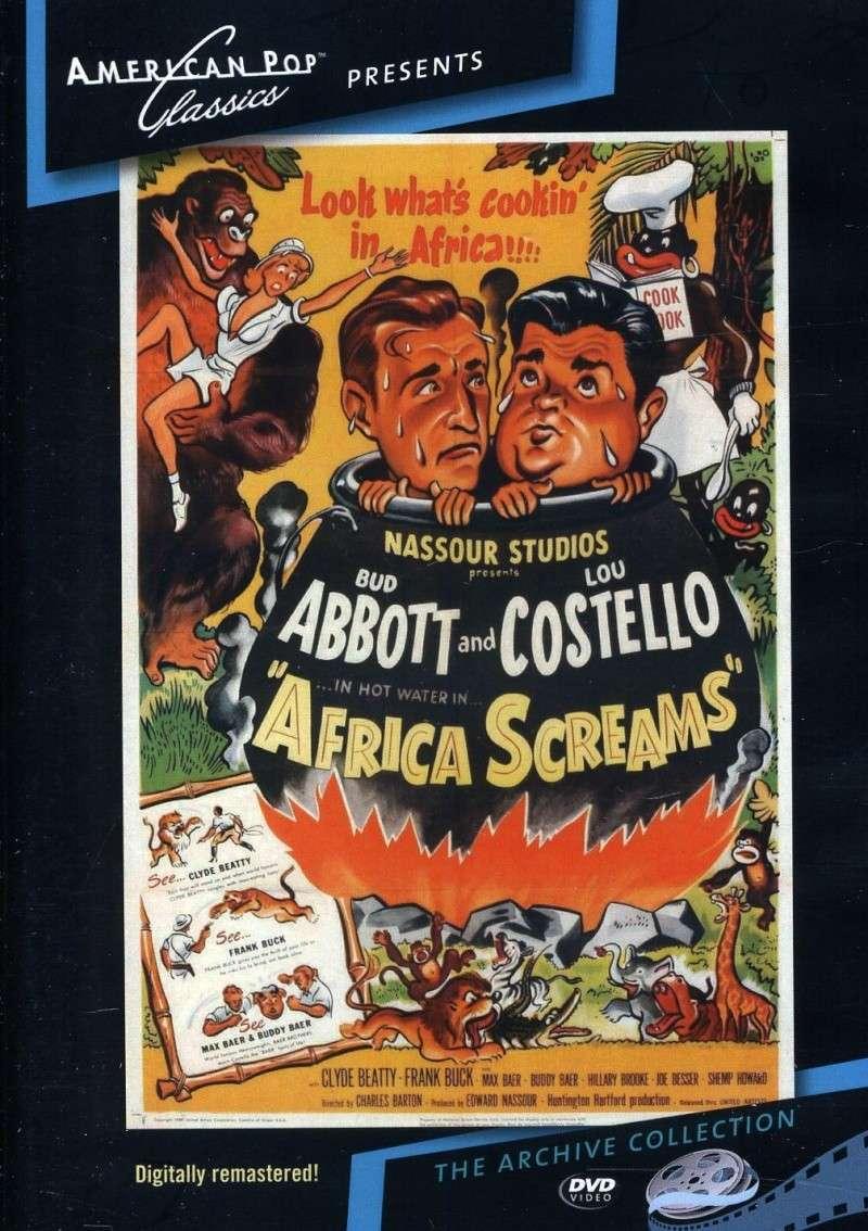 Afrika Vrišti (Africa Screams) (1949) 87475710