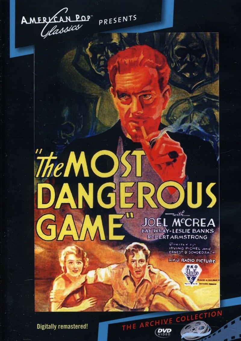 Najopasnija Igra (The Most Dangerous Game) (1932) 87475711