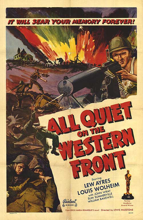 Na Zapadu Ništa Novo (All Quiet on the Western Front) (1930) Allqui10