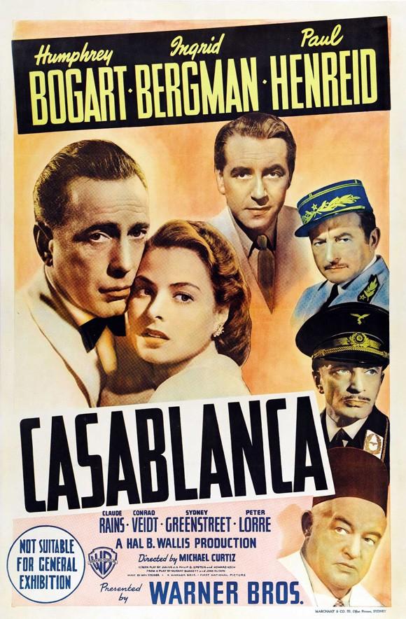 Kazablanka (Casablanca) (1942) Casabl10