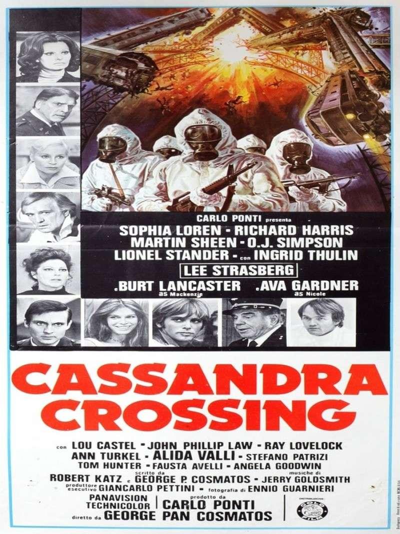 Kasandrin Most (The Cassandra Crossing) (1976) Cassan10