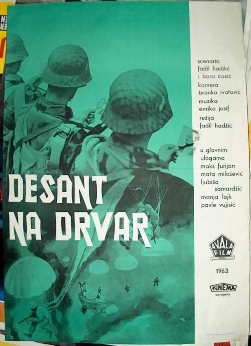 Desant Na Drvar (1963) Desant10