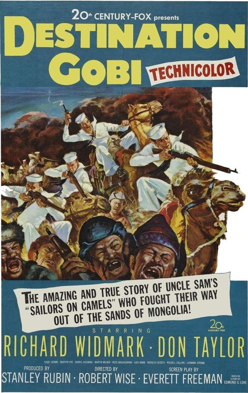 Destinacija Gobi (Destination Gobi) (1953) Destin10