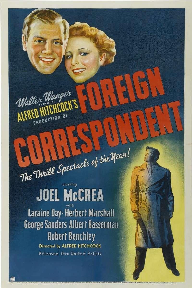 Inostrani Dopisnik (Foreign Correspondent) (1940) Foreig10