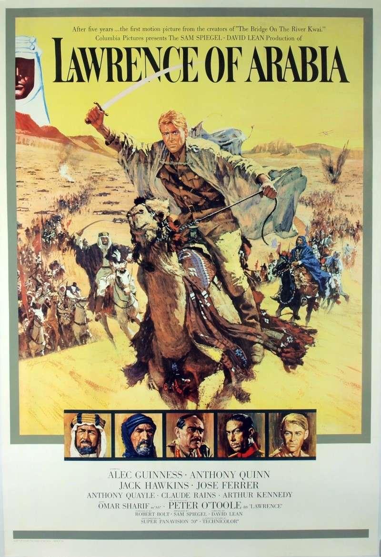 Lorens Od Arabije (Lawrence of Arabia) (1962) Lawren10
