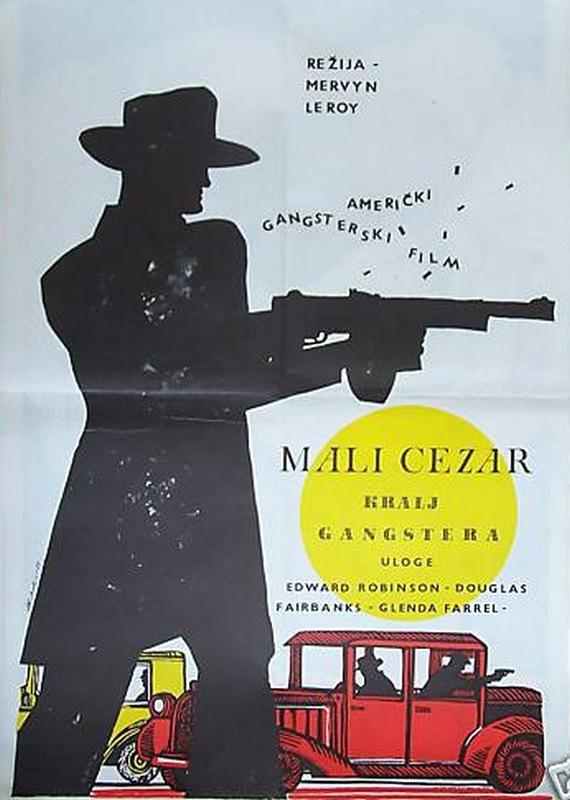 Mali Cezar (Little Caesar) (1931) Malice10