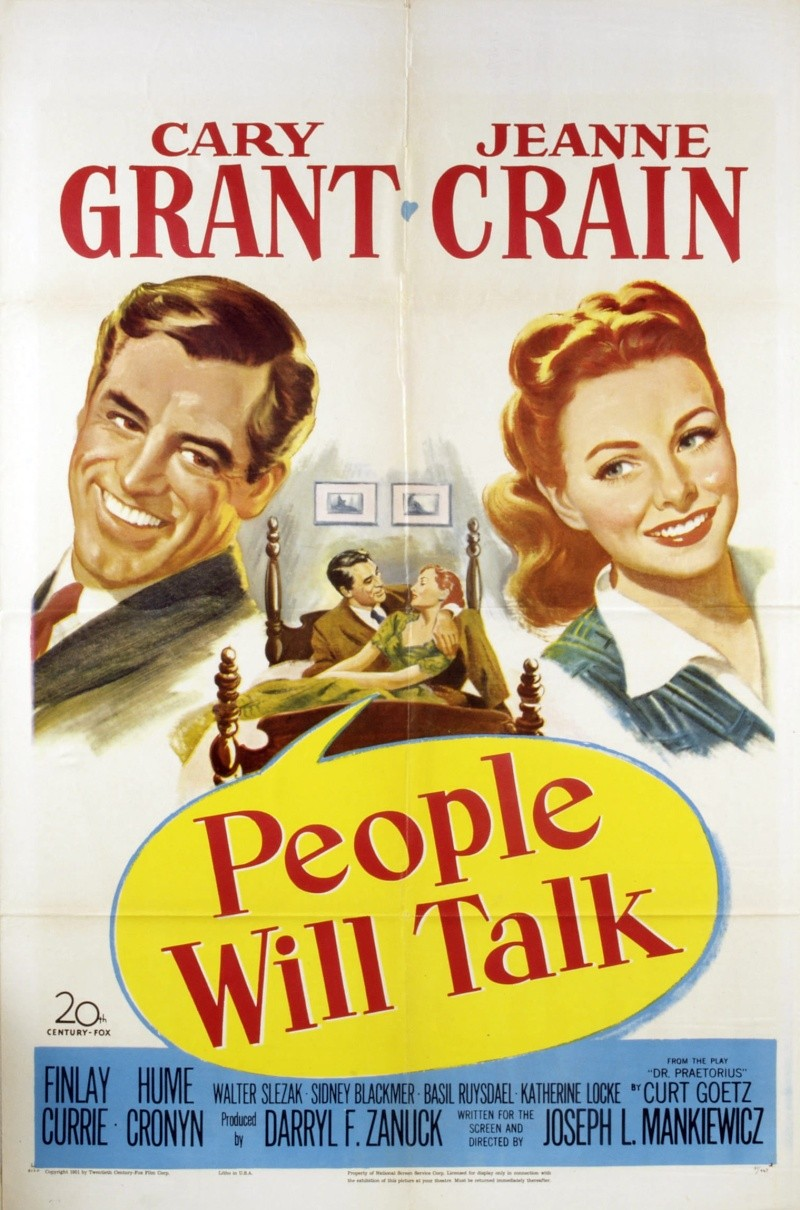Psi Laju, Karavani Prolaze (People Will Talk) (1951) Poster15