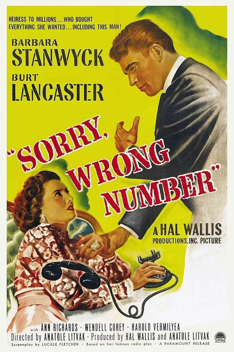 Žalim Pogrešan Broj (Sorry Wrong Number) (1948) Sorryw10