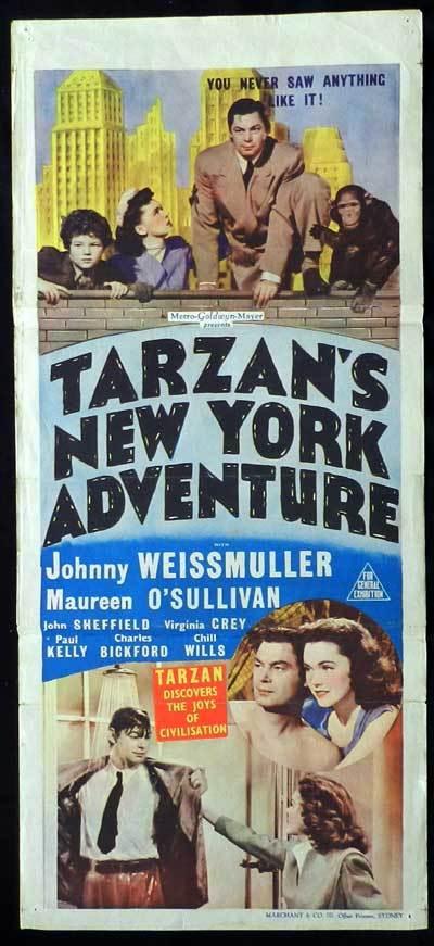 Tarzan u Njujorku (Tarzan's New York Adventure) (1942) Tarzan10