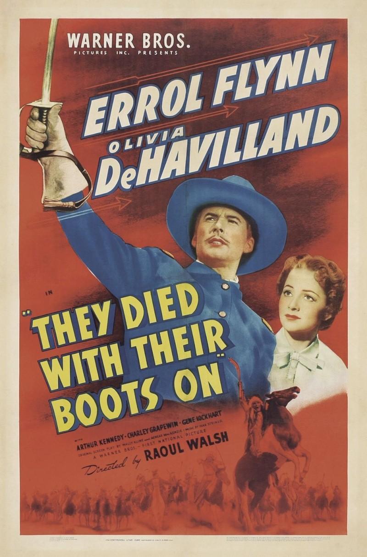 Umrli Su u Čizmama (They Died with Their Boots On) (1941) They_d10