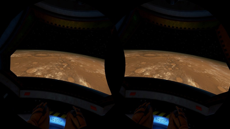 [Experience VR] Mars 2030 20170811