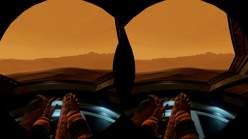 [Experience VR] Mars 2030 20170816