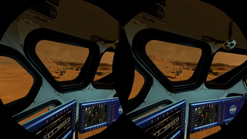[Experience VR] Mars 2030 20170820