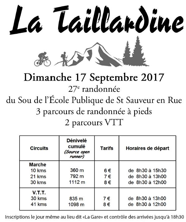Dimanche 17 septembre - La Taillardine Tailla10