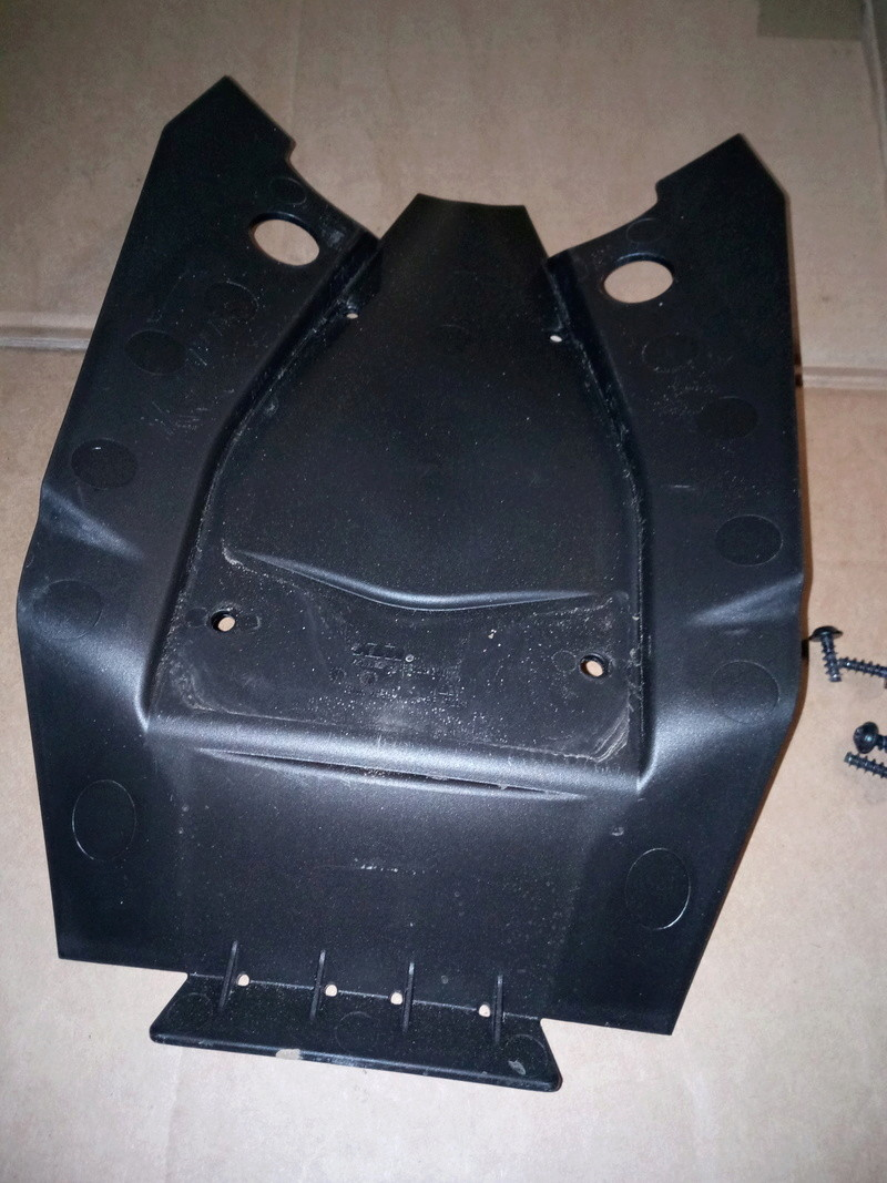 Support de plaque Powerparts pour 1290 GT - Page 2 Protec11