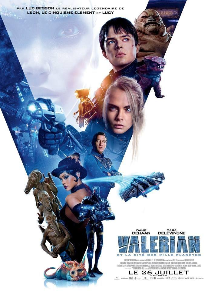 Valerian (et Laureline): La Cité des Mille Planètes Valeri10