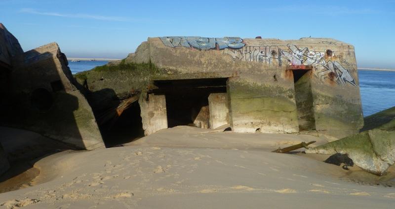 [ Histoires et histoire ] Fortifications et ouvrages du mur de l'Atlantique - Page 5 23710