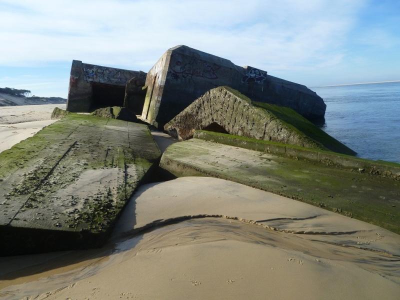 [ Histoires et histoire ] Fortifications et ouvrages du mur de l'Atlantique - Page 5 23910