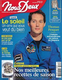 Thomas Pesquet : une âme d'explorateur - Page 7 17053010