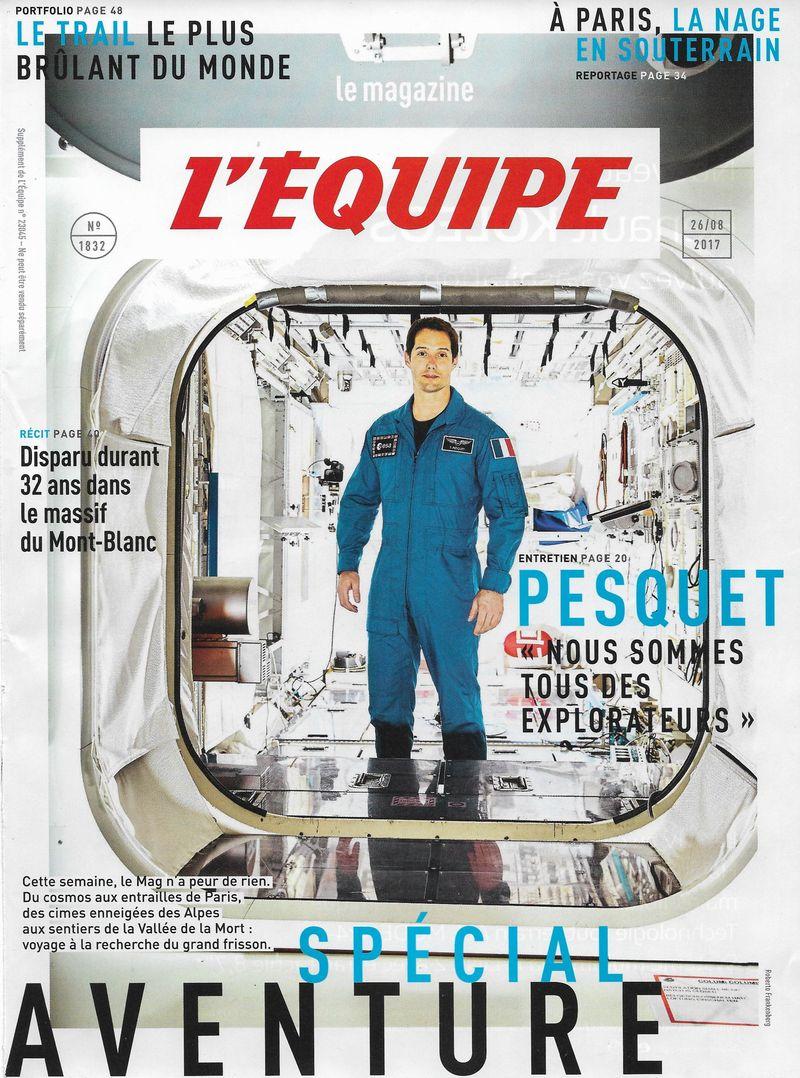 Thomas Pesquet : une âme d'explorateur - Page 8 17082610