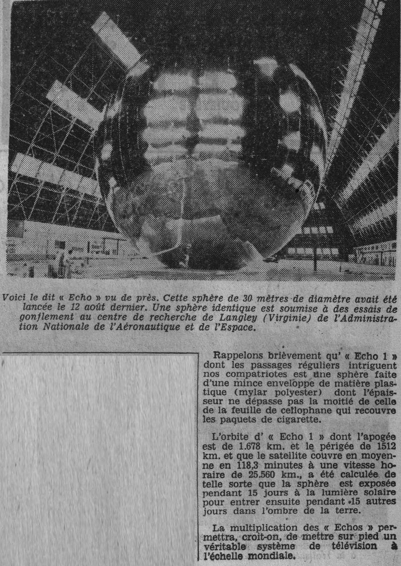 12 août 1960...Echo 1 60090512