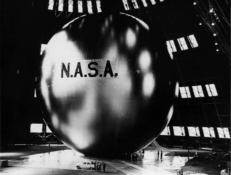 12 août 1960...Echo 1 Echo110
