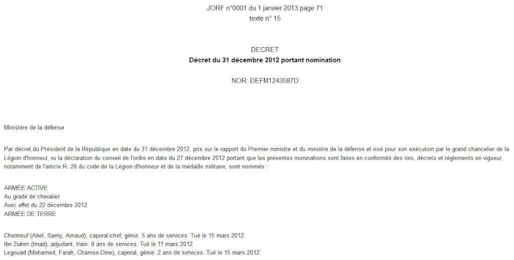 La Légion d'Honneur - Page 2 2013-012