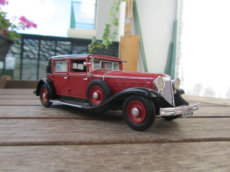 133 - Renault Reinastella RM2 1932  06627