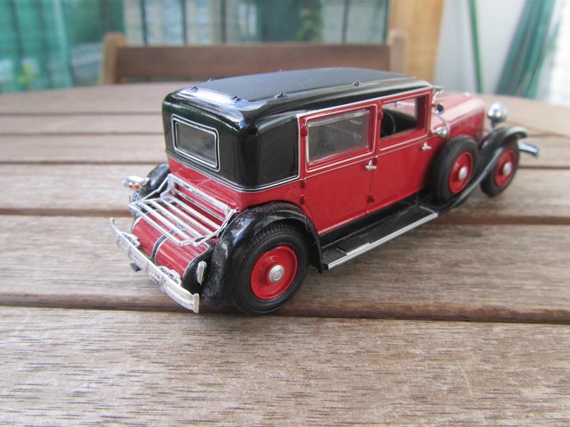 133 - Renault Reinastella RM2 1932  06827