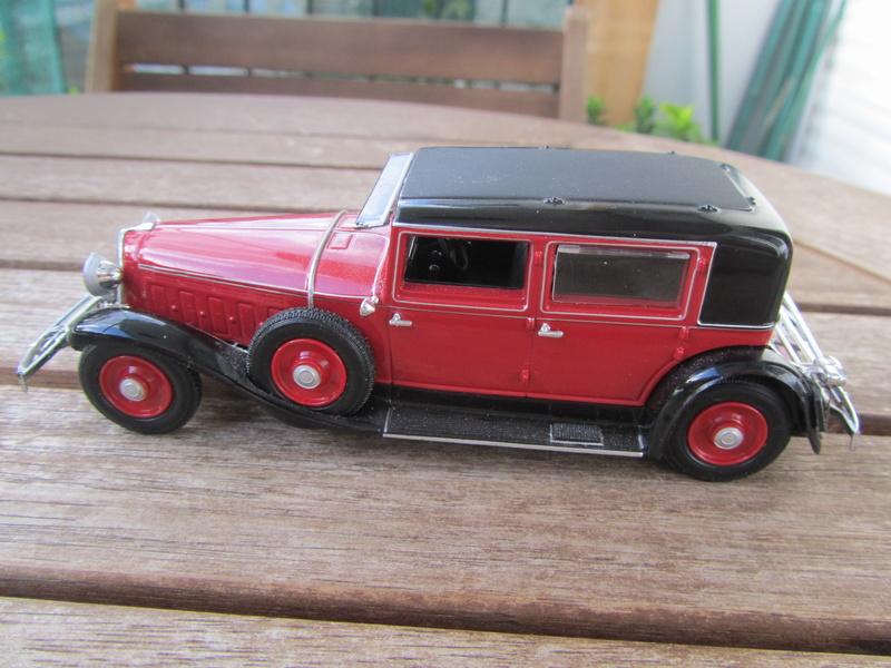 133 - Renault Reinastella RM2 1932  07326