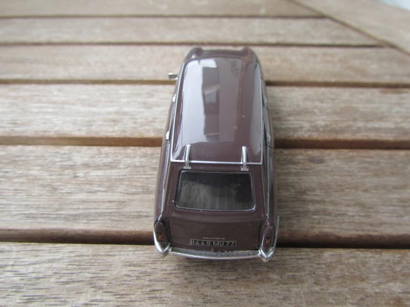 124 - Panhard PL 17 Break 1964  10621