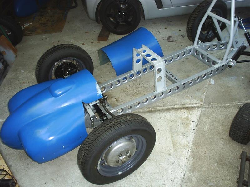 racer à moteur bmw et allumage élec effet hall  S3010016
