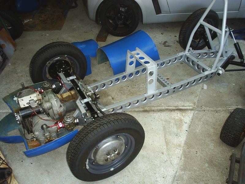 racer à moteur bmw et allumage élec effet hall  S3010017
