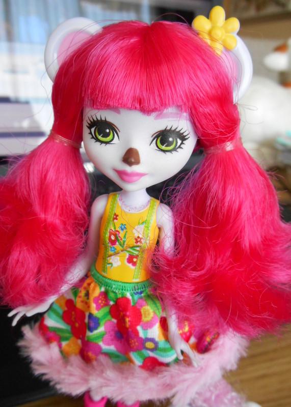 Enchantimals Mattel: miss koala Dscn1916