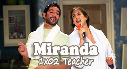 Get dressed for the Miranda Marathon !  Mirand10