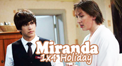 Get dressed for the Miranda Marathon !  Mirand15