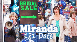 Get dressed for the Miranda Marathon !  Mmm10