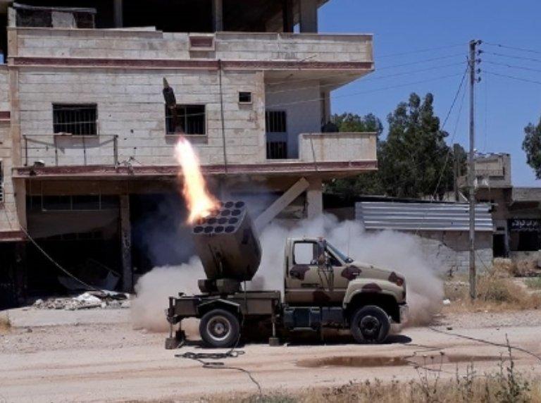 Armée Syrienne / Syrian Armed Forces / القوات المسلحة السورية - Page 22 21518410