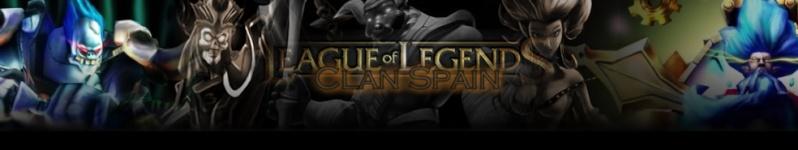 League of Legends Clan Spain