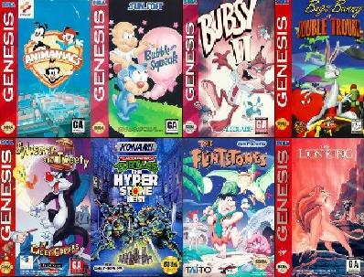 Sega Genesis Dibujo20