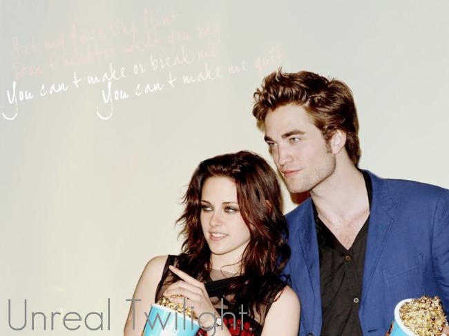 Unreal Twilight Saga.