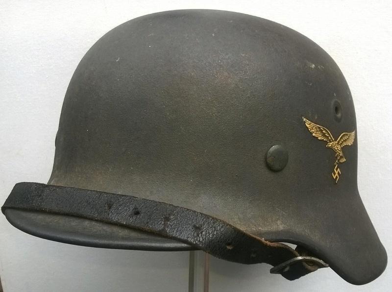 Casque M40 EF64 Luftwaffe 312